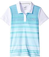 PUMA Golf Kids - Depths Polo (Little Kids/Big Kids)