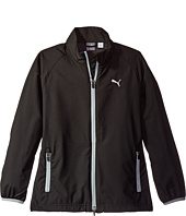 PUMA Golf Kids - Full Zip Wind Jacket JR (Big Kids)