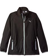 PUMA Golf Kids - Full Zip Wind Jacket JR (Big Kids)