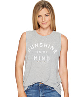Spiritual Gangster - Sunshine On My Mind Chakra Tank Top