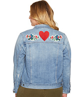 Lucky Brand - Plus Size Plus Classic Denim Jacket
