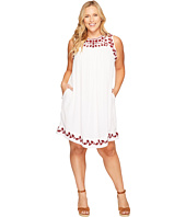 Lucky Brand - Plus Size Hannah Shift Dress