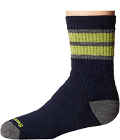 Smartwool - Striped Hike Medium Crew Kids