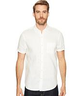 Lucky Brand - Short Sleeve Linen Ballona Shirt