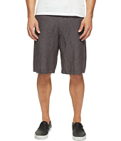 Perry Ellis - Linen Drawstring Shorts
