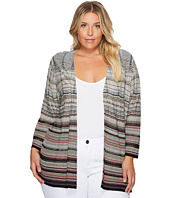 NIC+ZOE - Plus Size Colorscale Cardy