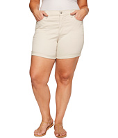 NYDJ Plus Size - Plue Size Avery Shorts in Clay