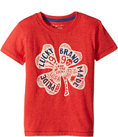 Lucky Brand Kids - Lucky Pride Tee (Little Kids/Big Kids)