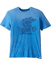 Lucky Brand Kids - Wave N Pave Tee (Big Kids)