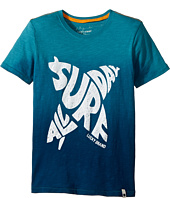 Lucky Brand Kids - All Day Surf Tee (Big Kids)