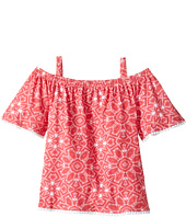 Lucky Brand Kids - Off the Shoulder Top (Little Kids)