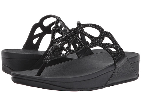 FitFlop Bumble Crystal Toe Post