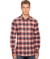 DSQUARED2 - Check Metal Wired Collar Shirt