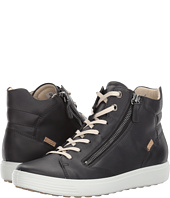 ECCO - Soft 7 Zip High Top