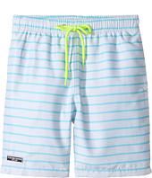 Toobydoo - Stripe Swim Shorts (Infant/Toddler/Little Kids/Big Kids)