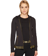 Versace - Gubbino Jersey Zip Hoodie