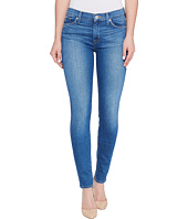 Hudson - Nico Mid-Rise Super Skinny Five-Pocket Jeans in Rumors
