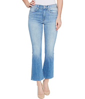Hudson - Brixx High-Rise Crop Flare Five-Pocket Jeans in Stunner