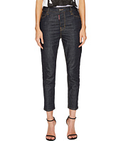 DSQUARED2 - Londean Dark Wash Jeans in Blue