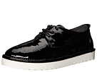 Gomme Patent Lace-Up