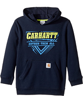 Carhartt Kids - Outrun Them All Sweatshirt (Little Kids)