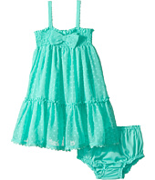 Kate Spade New York Kids - Clip Dot Sundress Set (Infant)
