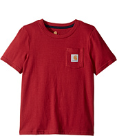 Carhartt Kids - Short Sleeve Pocket Tee (Little Kids)