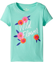 Kate Spade New York Kids - Wildflower Tee (Toddler/Little Kids)