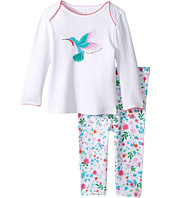 Kate Spade New York Kids - Hummingbird PJ Set (Infant)
