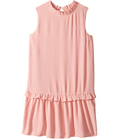 Kate Spade New York Kids - Ruffle Collar Dress (Little Kids/Big Kids)