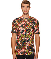 McQ - Psych Floral T-Shirt