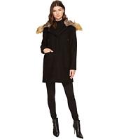 Vince Camuto - Faux Fur Trim Wool L8371