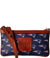Dooney & Bourke - Super Bowl Patriots Wristlet