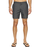 Mr. Swim - Heather Hybrid Kurt Swim Trunk
