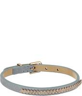 Fossil - Glitz Leather Bracelet