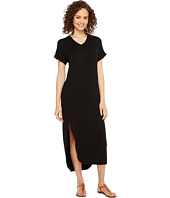 Culture Phit - Martine Luxe French Terry Short Sleeve Midi Dress