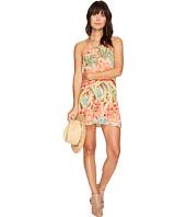 Show Me Your Mumu - Lo Lace-Up Mini Dress