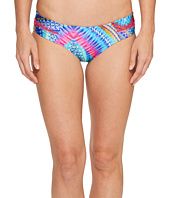 Luli Fama - Star Girl Stitched Strapes Reversible Moderate Bottoms
