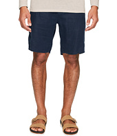 onia - Max Drawstring Linen Shorts