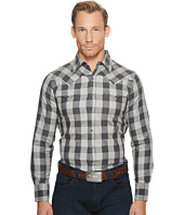 Stetson - 1364 Heather Grey Buffalo Check