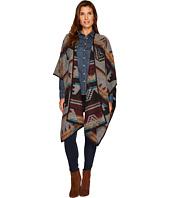 Stetson - 1478 Color Aztec Wrap Cardigan