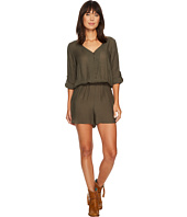 Stetson - 1444 Solid Rayon Twill Romper