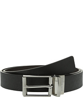 Steve Madden - 32mm Saffiano Reversible Belt
