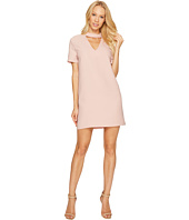 Brigitte Bailey - Kimberley Short Sleeve Keyhole Dress