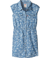 Levi's® Kids - Open Road Short Sleeve Woven Dress (Little Kids)