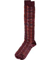Missoni - Long Knitted Twist Socks