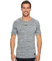 Nike - Pro Heathered Short Sleeve Training Top
