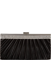 Jessica McClintock - Laura Pleated Satin Frame Clutch