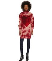 Vivienne Westwood - Heart Frost Oversize Sweater