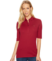 Lacoste - 1/2 Sleeve Slim Fit Stretch Pique Polo